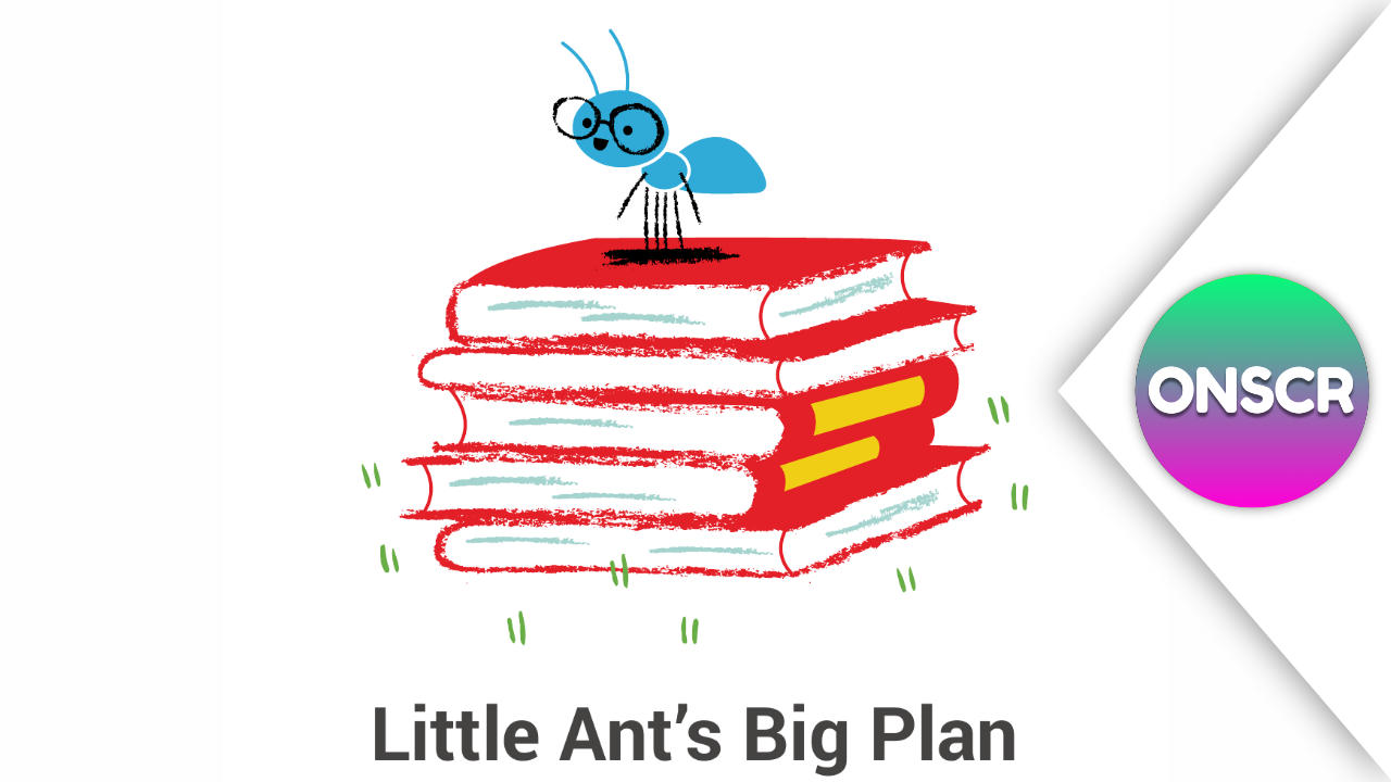 Little Ant's Big Plan